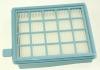 Dulkių siurblio HEPA filtras PHILIPS, 146x126x35mm, originalus
