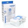 Dulkių siurblio maišelis ZELMER, BOSCH, HANSEATIC, BESTRON, 4 vnt.+1 mikro filtras, orig.