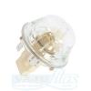 Lemputė E14 15W su korpusu ir dangteliu, 300°C, AEG, ELECTROLUX, ZANUSSI, IKEA, HUSQVARNA, Arthur Martin