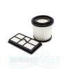 Dulkių siurblio filtrų rinkinys DIRT DEVIL, HEPA 127x71x14mm + cikloninis