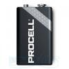 Šarminė baterija DURACELL Industrial (PROCELL), 6LR61, MN1604, 9,0V, (Al-Mn), 1 vnt.